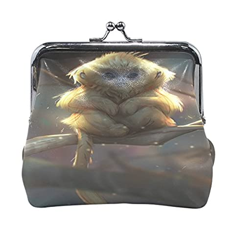 XL Business Killer Monkey Microfiber Double-Sided Printing Coin Purse - Killer Monkey