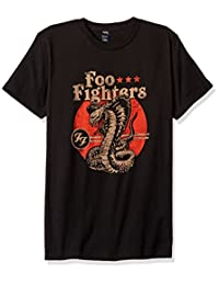 FEA Mens Foo Fighters Cobra Mens Soft T-Shirt