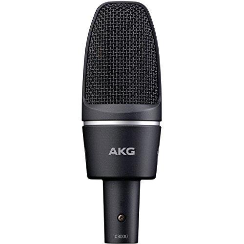 (AKG C3000 | Large Diaphragm Condenser Microphone Vocal Instruments)