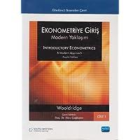 Ekonometriye Giriş Cilt 1: Modern Yaklaşım