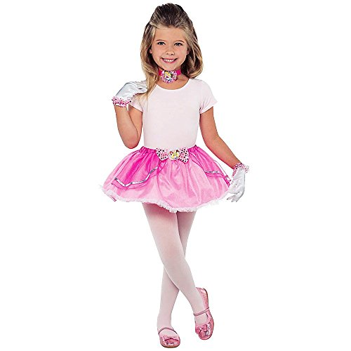 Ballerina Costume Ideas For Halloween (Disney Princess Dress Up Set, Multicolored)