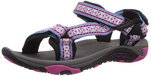 Northland Blanc Sandal Outdoor Active Sport Sandales White Femme Et Pink LS 8q8r74