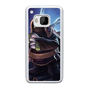 HTC One M9 Cell Phone Case White Rammus league of legends AS7YD3564469