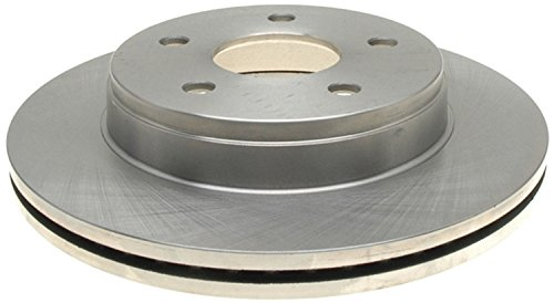 ACDelco 18A1324A Advantage Non-Coated Front Disc Brake Rotor