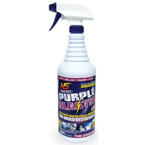 Purple Blaster degreaser 32 Oz.