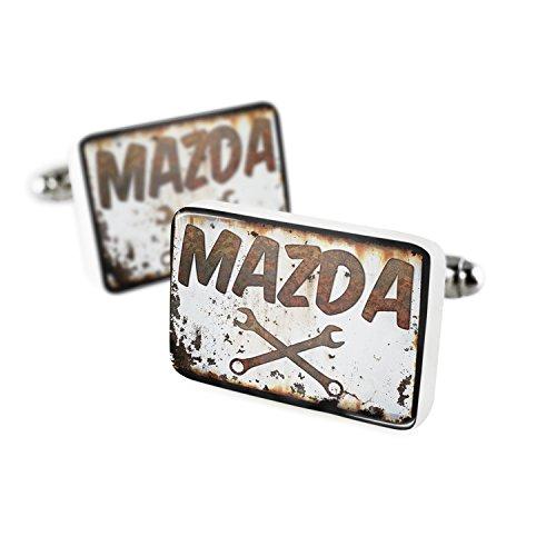 cufflinks-rusty-old-look-car-mazda-porcelain-ceramic-neonblond