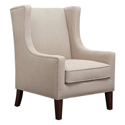 wing chairs for living room amazon com