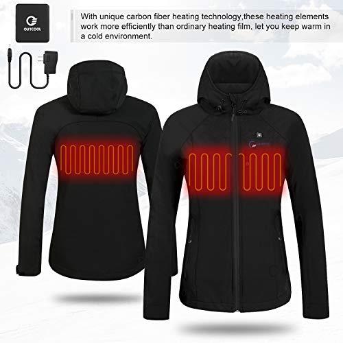 Buy women's heated jacket