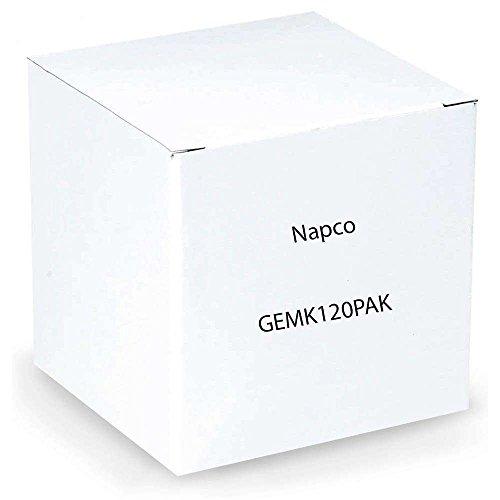 GEM-K120PAK NAPCO GEM-P1632 Alarm System Kit by Napco