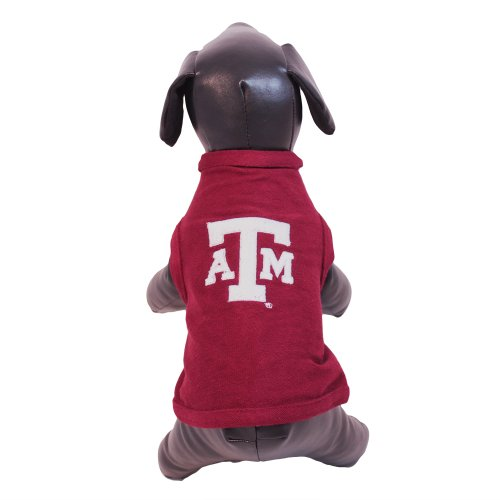 NCAA Texas A&M Aggies Cotton Lycra Dog Tank Top, X-Large