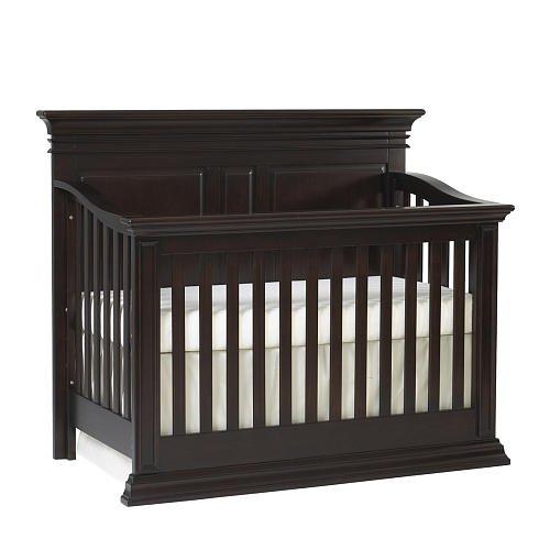 Baby Cache Vienna Lifetime Convertible Crib Espresso
