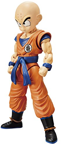 Bandai Hobby Figure-Rise Standard Krillin Dragon Ball Z Model Kit Figure from Bandai Hobby