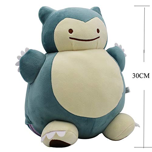 Amazon.com: Ditto Metamon Snorlax - Cojín interior de doble ...