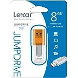Lexar レキサー USB フラッシュドライブ 8GB JumpDrive S50 並行輸入品