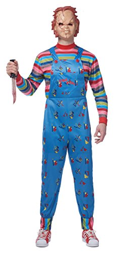 Chucky Adult Costume -