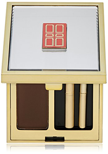 Elizabeth Arden Beautiful Color Brow Shaper and Eyeliner, Sable, 0.09 oz.
