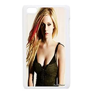 iPod Touch 4 Case White Avril Lavigne 5 SLI_763282