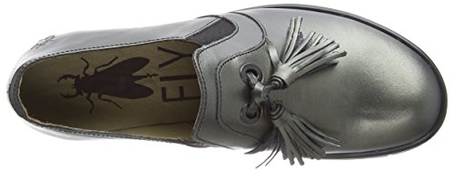 Brown Ajir367fly 002 Fly Women's Loafers London Bronze IBx1OHn