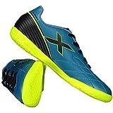 Chuteira Oxn Player 2 Futsal Juvenil Verde 0842819922229