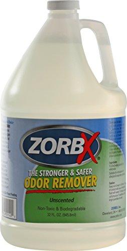 ZORBX Unscented Odor Remover gal