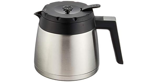 Amazon.com: Kalita stainless-liter Cafetera 10 tazas para ec ...