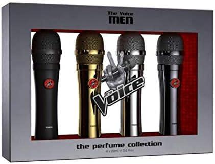 La Voz - Estuche la voz colección para hombre: Amazon.es: Belleza