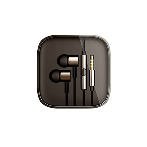 - Monlonen Useful Piston 3 Generation Retail Box Earphone with Remote Mic Headset in-Ear Headphone