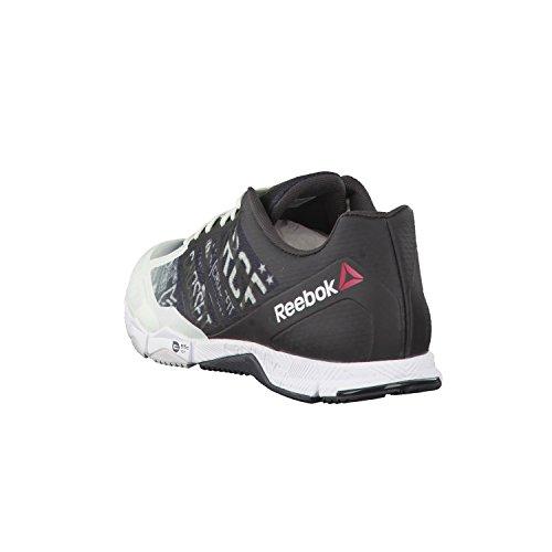 Reebok R Crossfit Speed TR, Sneaker a Collo Basso Uomo COAL/OPAL/STEEL