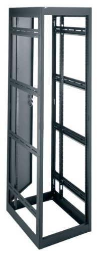 MRK Series 24U - 44U Open Frame Server Rackmount Rack Spaces: 37U Spaces, Depth: 26'' by Middle Atlantic