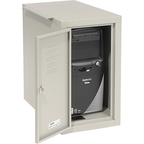 - Computer Cabinet Side Car, Gray, 12
