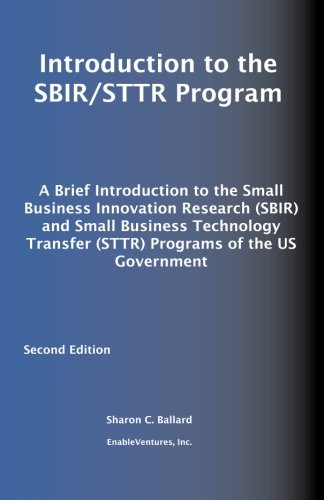 Introduction To The Sbirsttr Program A Brief Introduction To The