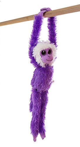Aurora World - Hanging Monkey - Purple Gibbon - Gibbon Monkey