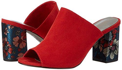 sangria 27218 Open Sandals Red 536 Women's Tamaris 8XqwHF