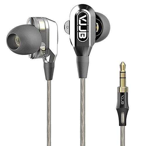 Dual Driver Earbuds for