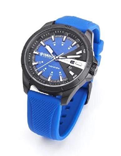 Yamaha Reloj de Pulsera en Speed Diseño de Bloque Azul Watch R1 M1