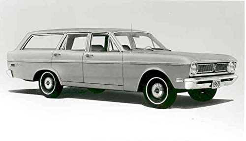 Amazon com: 1969 Ford Falcon Futura Station Wagon Photo