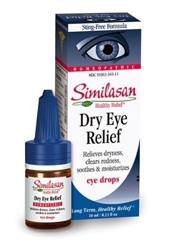 Similasan sec Eye Eye Relief Drops 0,33 once bouteille