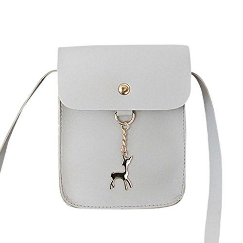 Deer Leather Bag - 3