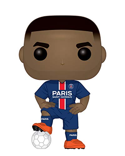 POP! Football: PSG: Kylian Mbappe Vinyl Figure - Pop Football