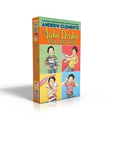 The Jake Drake Collection: Jake Drake, Know-It-All; Jake Drake, Bully Buster; Jake Drake, Teacher's Pet; Jake Drake, Class Clown