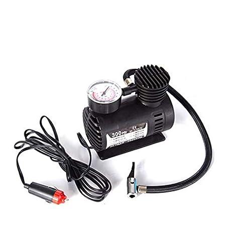 Bomba de aire de alta presión del rifle del inflador del compresor de aire de alta presión de la locomotora: Amazon.es: Coche y moto