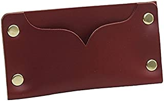 product image for American Bench Craft Riveted Leather Cardholder