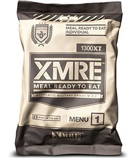 2015 Military Grade XMRE 1300XT Individual Meal (Menu #4 Chili and Macaroni) (Chili Macaroni Mre compare prices)