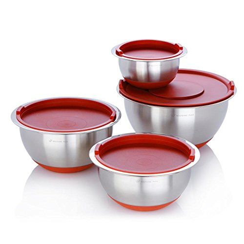 wolfgang puck stainless bowls - 9