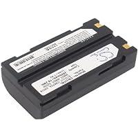 VINTRONS Rechargeable Battery 2600mAh For Trimble 510768000, 46607, 52030, MCR-1821C, 5800, DLI1, 52030, 54344