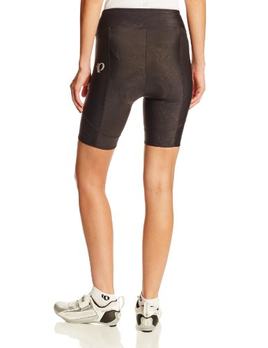 Pearl Izumi Women's W Attack Shorts, Black Texture, Large by Pearl iZUMi (Image #2)