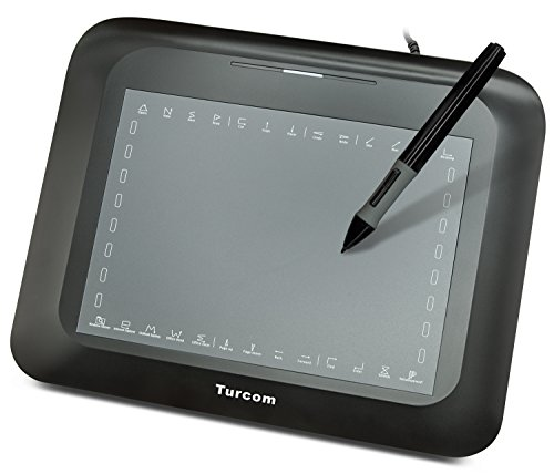Turcom Graphic Drawing Tablet Inches