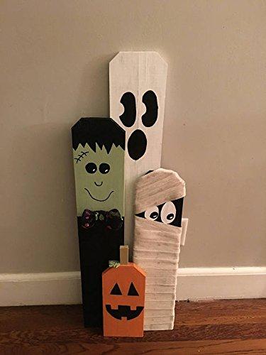 Halloween Greeter Set -