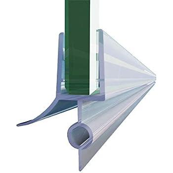 Amazon Com Ds9371 1 3 8 Quot Glass Shower Door Sweep 36