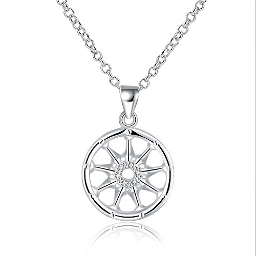 womens-fashion-wheel-necklace-silver-plated-simple-necklace-matthew-l-garcia